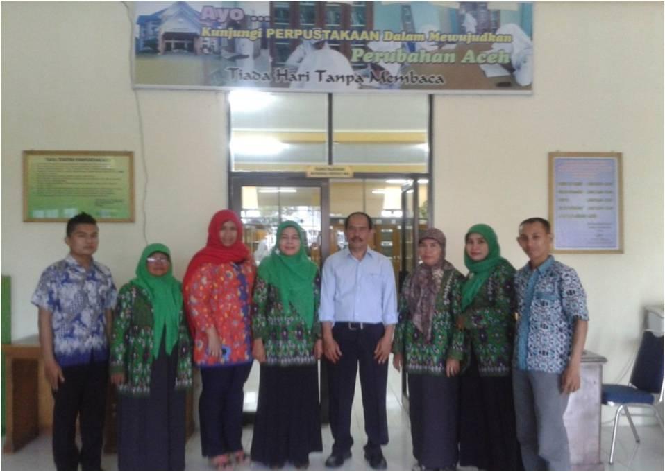Mengikuti Perlombaan Unit Perpustakaan Terpadu Terbaik Dilingkungan Kementerian Kesehatan Indonesia Tahun 2014
