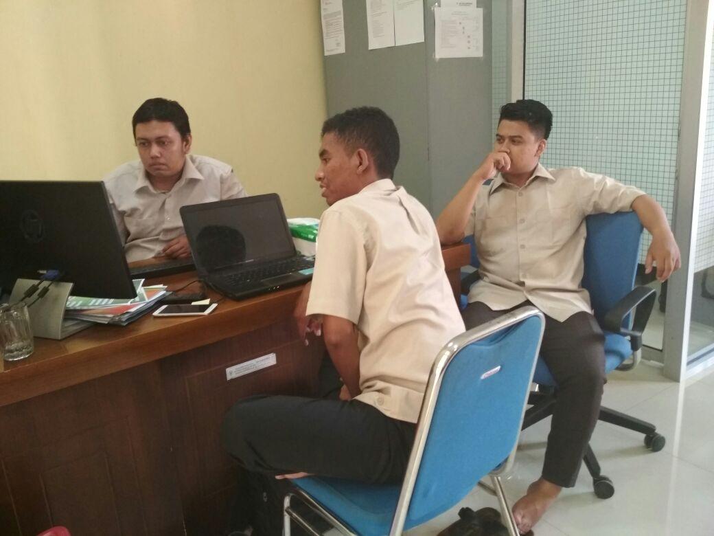 Unit Perpustakaan Migrasi Website Dibawah Poltekkes Kemenkes Aceh