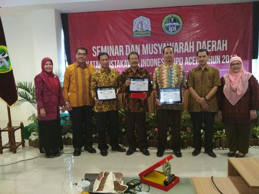 Pustakawan Poltekkes Kemenkes Aceh Ikuti Seminar dan MUSDA  Ikatan Pustakawan Indonesia (IPI)