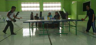 Poltekkes Aceh Gelar Turnamen Tenis Meja Dalam Rangka HUT RI