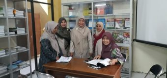 Visitasi Akreditasi TIM LAM-PTKes ke Prodi DIII Farmasi