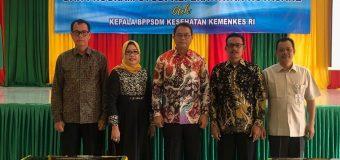 Peresmian Prodi Keperawatan Tapaktuan dan Kutacane Serta Kunjungan Ke Perpustakaan Terpadu Poltekkes Aceh