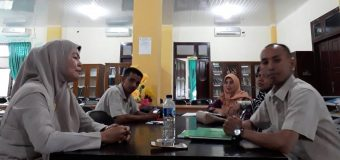 Lepas Sambut Pimpinan Unit Perpustakaan Terpadu Poltekkes Aceh