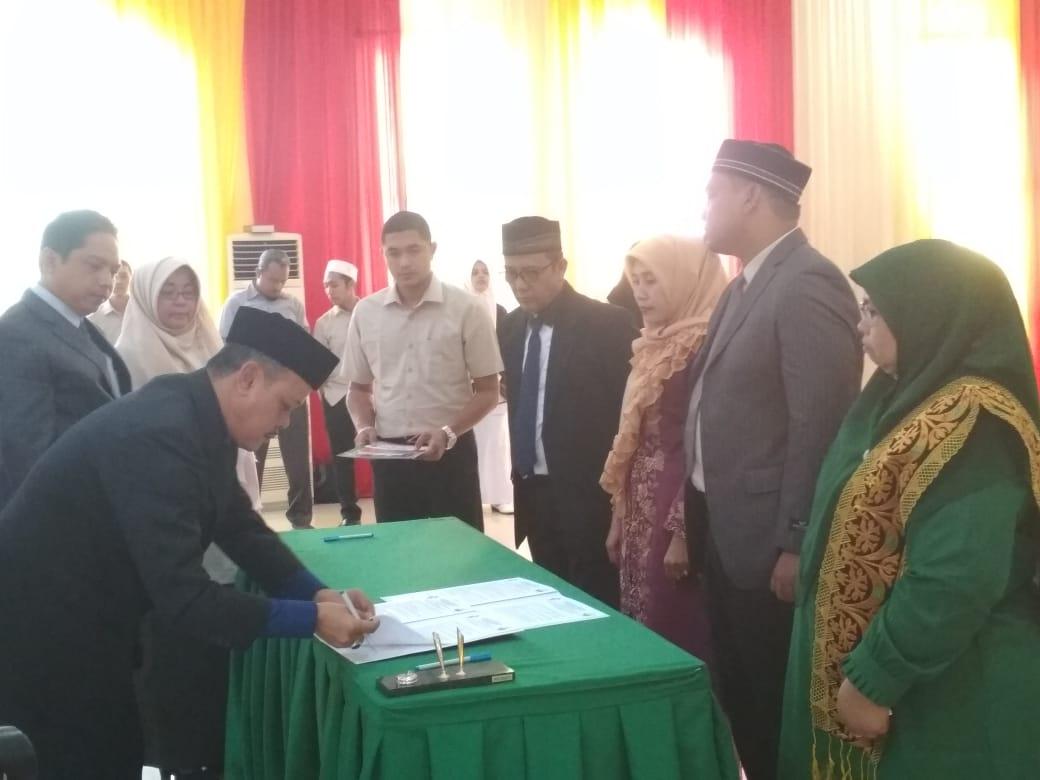 Pelantikan Pejabat Fungsional di Lingkungan Poltekkes Kemenkes Aceh