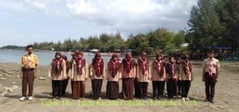 UKM Racana Pramuka Poltekkes Kemenkes Aceh, Pungut Sampah Sepanjang Jalan Lampenerut – Ulee Lheue.