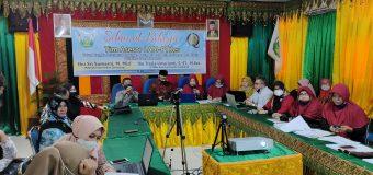 Prodi Kebidanan Aceh Utara Di Akreditasi Secara Daring