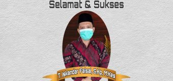 Menkes Terawan Lantik Direktur Poltekkes Aceh Secara Daring