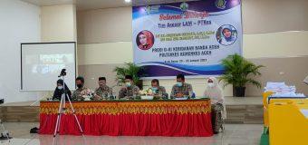 Prodi DIII Kebidanan Poltekkes Aceh Laksanakan ALD di Awal 2021