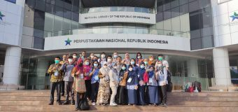 Pustakawan Poltekkes Se-Indonesia Magang Ke Perpustakaan Nasional