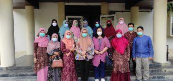 Prodi TLM Poltekkes Aceh Terima Tim Visitasi Perpustakaan